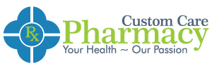 Custom Care Pharmacy Logo